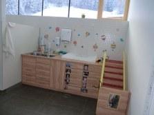 Kinderkrippe haus unterseiten for Raumgestaltung in der krippe